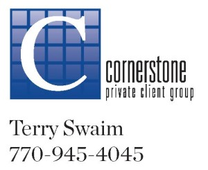 Cornerstone logo with terry swaim included