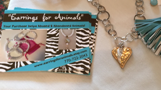 earrings for animals